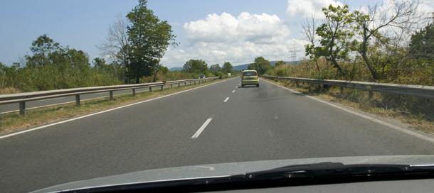 По пътя Бургас – Крайморие