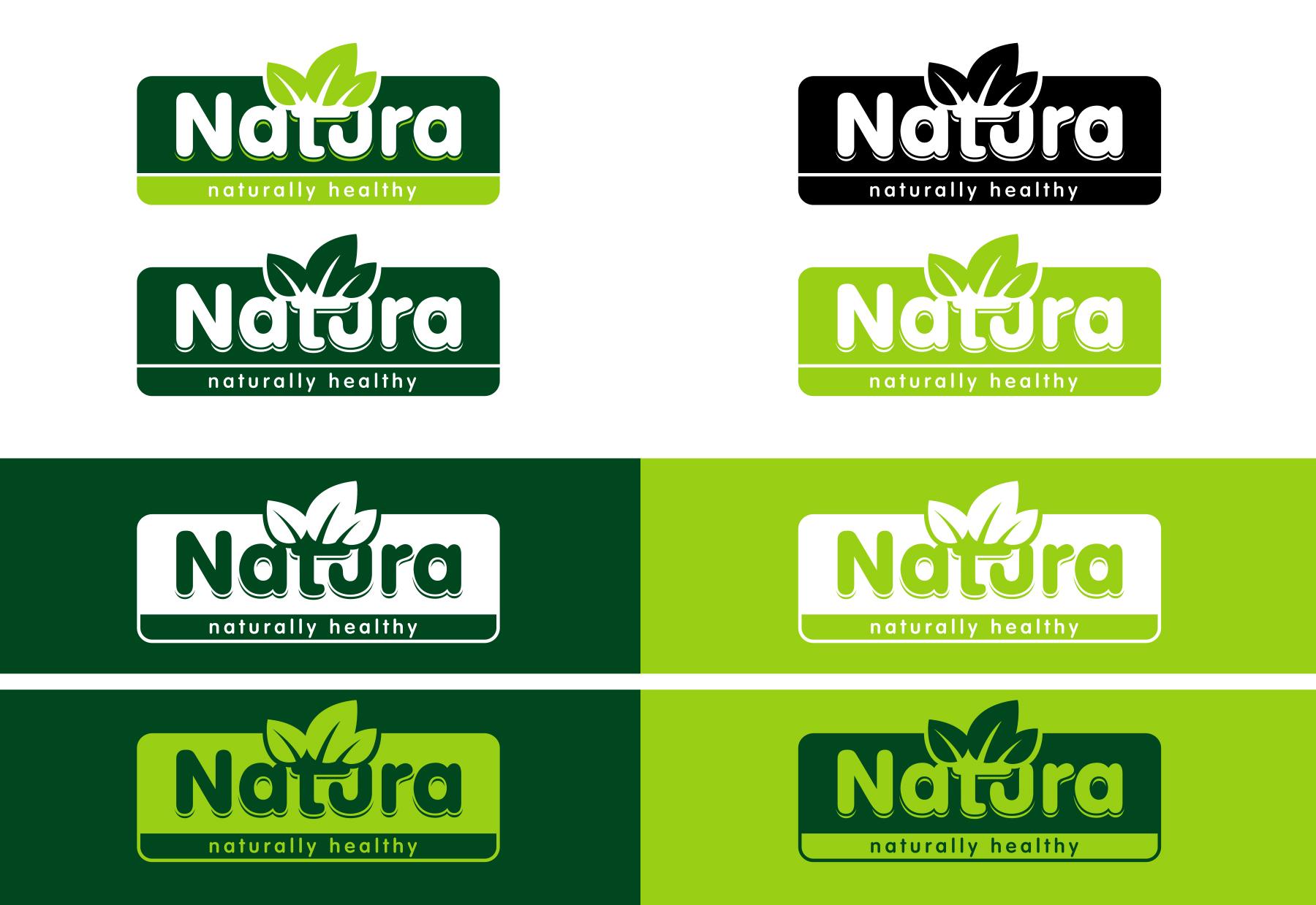 Цветови варианти. Natura.