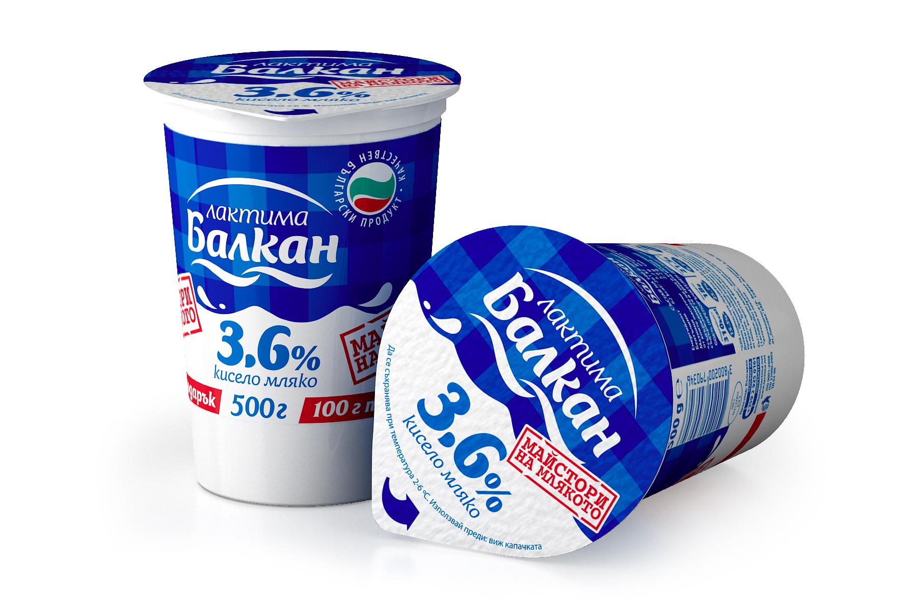 Lactima Balkan 3,6%