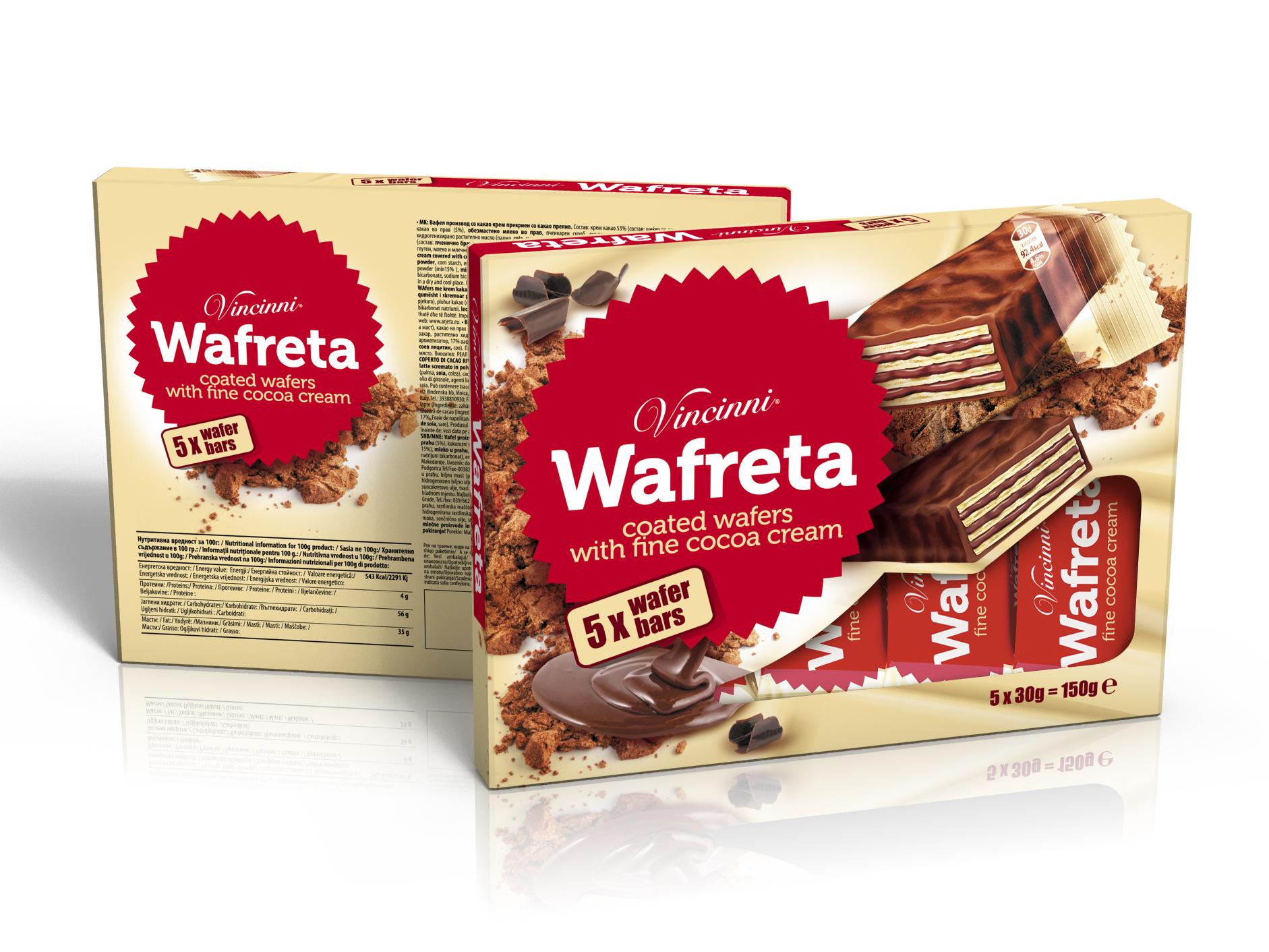 Дисплей Wafreta