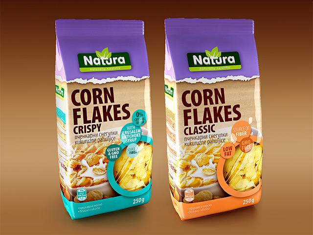 Natura Corn flakes