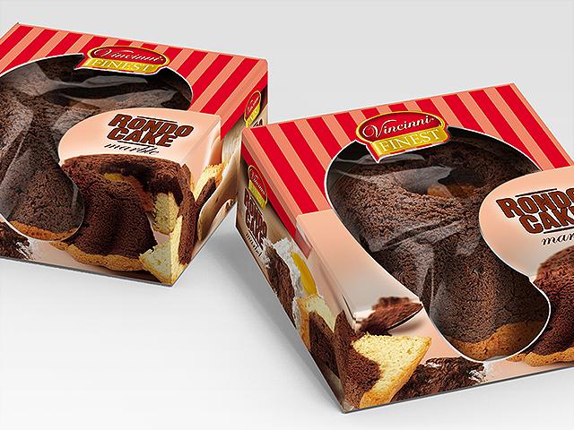 Vincinni Rondo cake