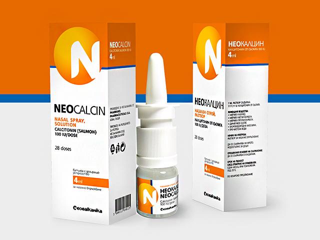 Neocalcin. Neobalkanika