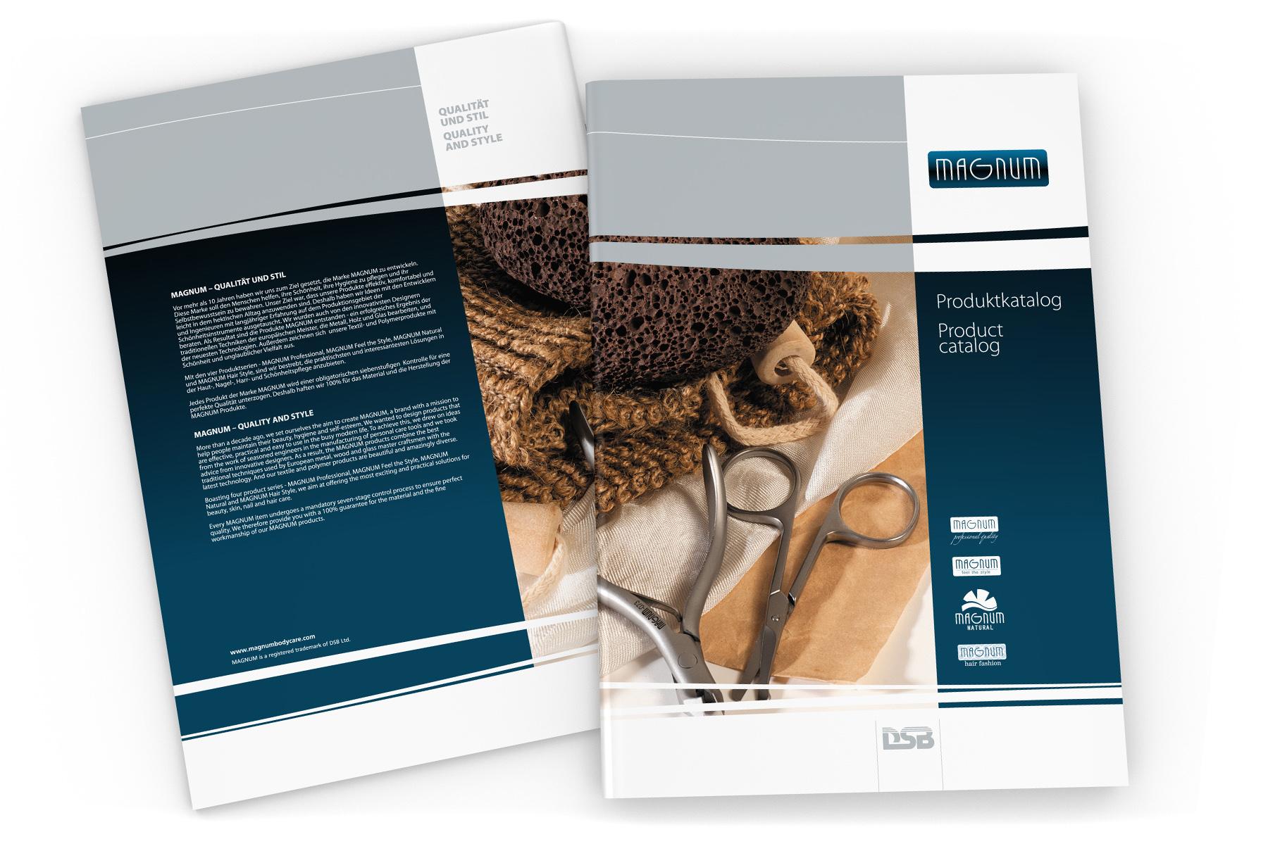 Продуктовые каталоги. Графический дизайн и фотография.Клиент: ДСБ