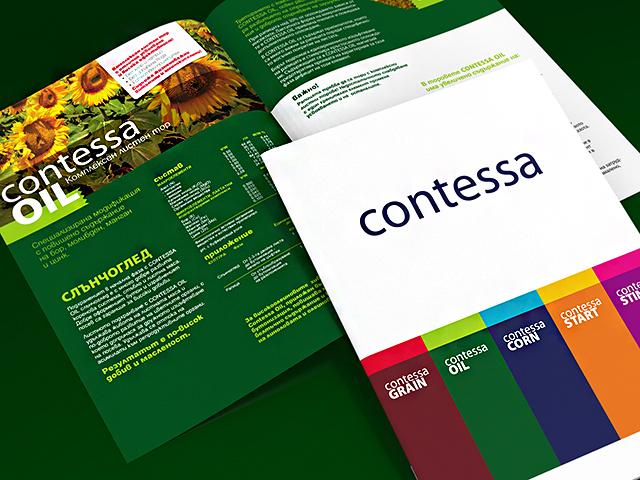 Contessa. Продуктов каталог