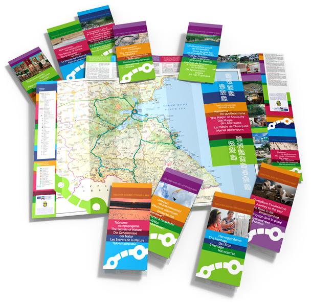range of maps